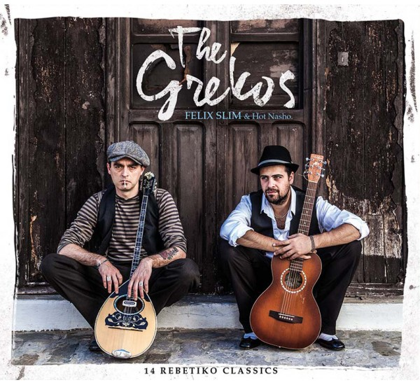 "The Grekos: ""14 Rebetiko Classics"""